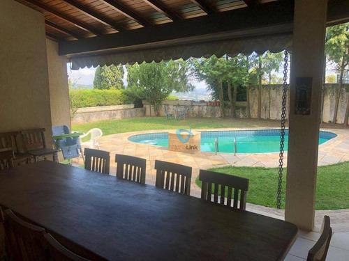 Casa À Venda, 556 M² Por R$ 4.500.000,00 - Alphaville 08 - Santana De Parnaíba/sp - Ca1157
