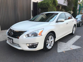 Nissan Altima 2.5 Advance At Piel Cvt Excelente Estado