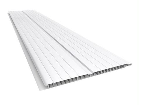 Cielorraso Tablas 6m Pvc X M2 - Colocacion