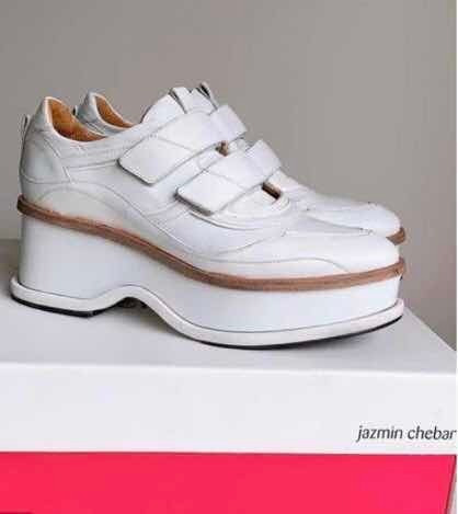 Zapatos Rita Jazmín Chebar Tb Ginebra Sarkany Cher Talle 38