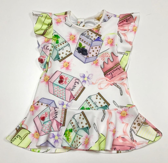 137303 Vestido Infanti