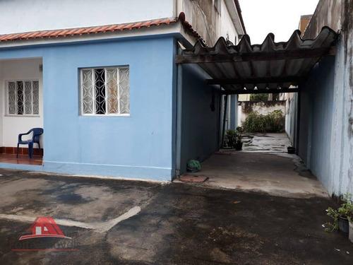 Casa  Bairro Vila Nova - Cg/rj - Ca0316