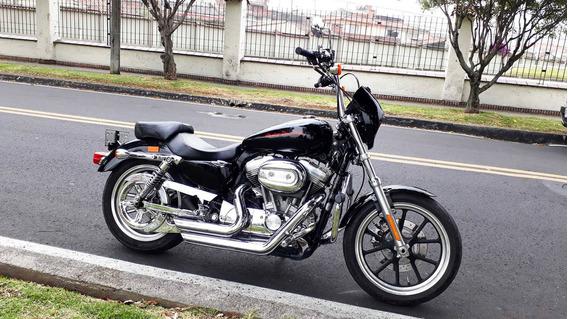 Harley Davidson Sportster Xl - Superlow 883