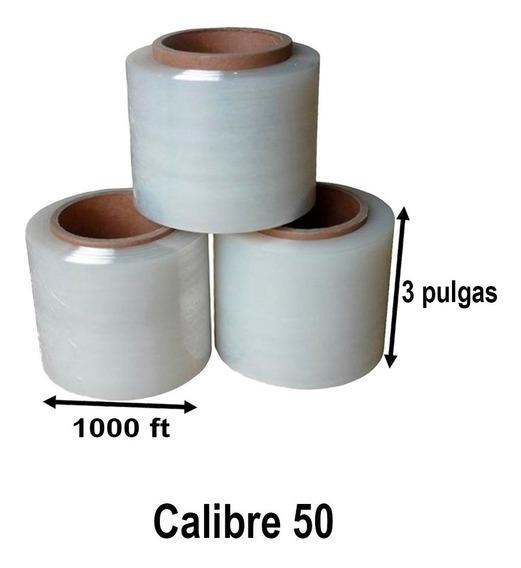 Emplaye , Pelicula De 3 Pulgadas , 305 Metros (50 Rollos)