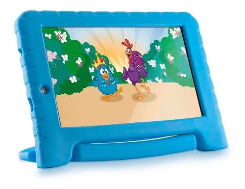 Tablet Galinha Pintadinha Multilaser Plus 16gb Armazenamento 1gb Ram Expansível 32gb Nb311 Garantia Nota Fiscal Oferta