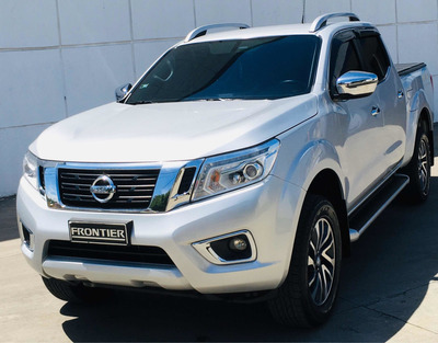 Nissan Frontier 2018 4wd