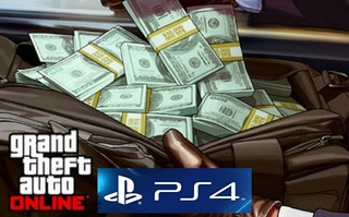 Dinero Gta Online Ps4 - 1 Millon