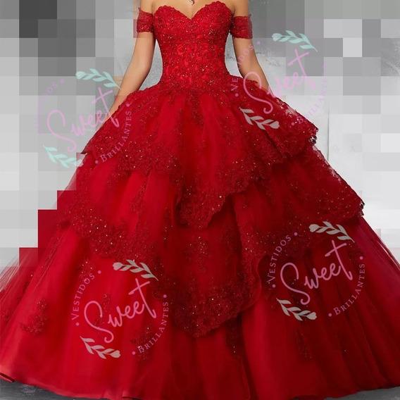 Vestido De Quinceañera Nuevo