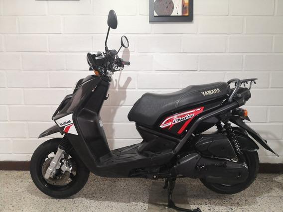 Yamaha Bws 2 Modelo 2014, Única Dueña, Papeles Nuevos.