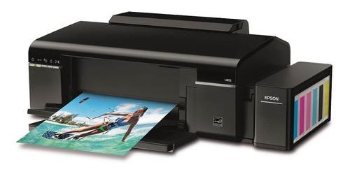 Impresora Ecotank Fotografica Color Cds Epson L805