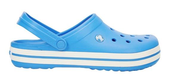 Crocs Crocband Cel/bla Unisex