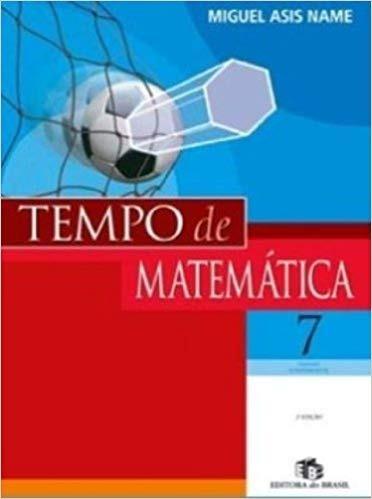 Livro Tempo De Matemática 7 - 2a. Edição Manual Do Professor