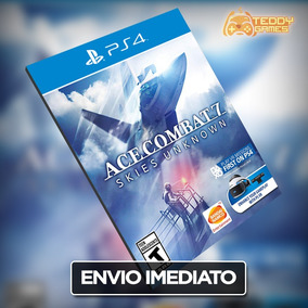 Ace Combat 7: Skies Unknown - Ps4 - Original 1 - Imediato!