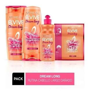 Pack Rutina Elvive Dream Long L