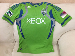Jersey Formotion Visita Seattle Sounders Original Talla M