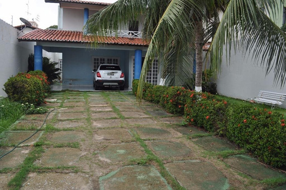 Casa Residencial À Venda, Edson Queiroz, Fortaleza. - Ca0228