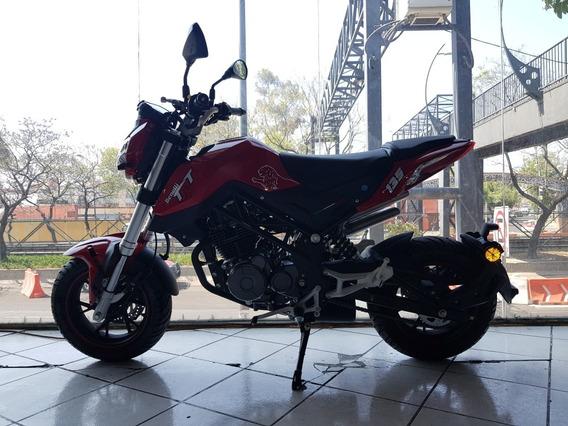 Benelli Tnt 135 Doble Bujia Motor Efi