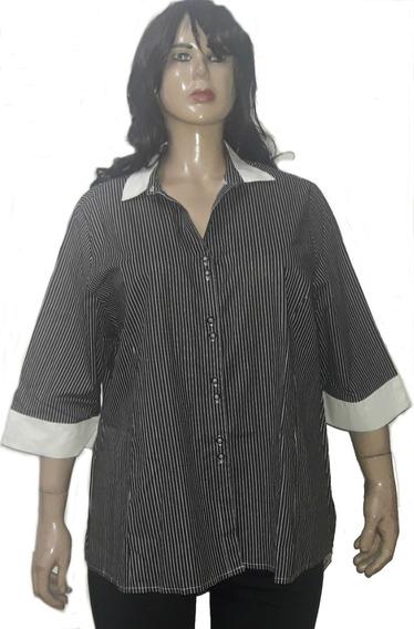 Camisa De Vestir O Casual, Talles Grandes Y Especiales Xxxxl