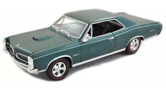 Pontiac Gto 1966 1/18 By Welly