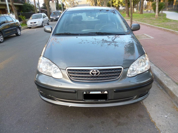 Toyota Corolla Xei 2005 Full Gnc Impecable