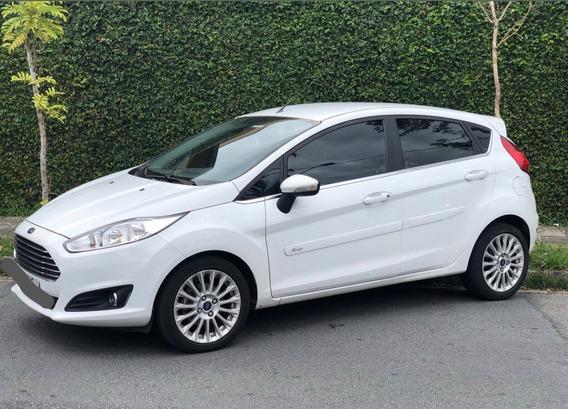 Ford New Fiesta Titanium 1.6 Completo