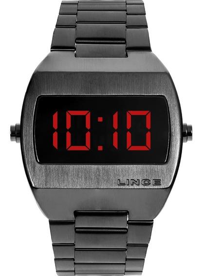 Relógio Masculino Lince Digital Mdn4620l Vxpx
