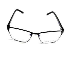 d1a2885cc Oculos De Grau Masculino Quadrado Titanium - Óculos Preto no Mercado ...