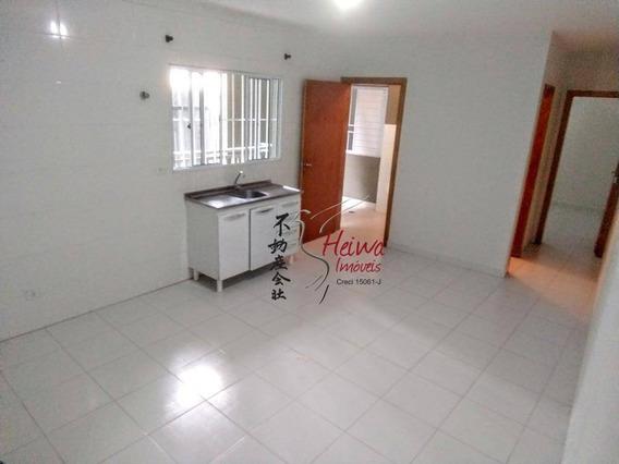 Casa Com 1 Dormitório Para Alugar, 40 M² Por R$ 700/mês - Jardim São João (jaraguá) - São Paulo/sp - Ca0936