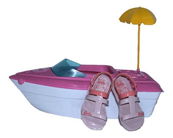 Sandalia Barbie Iate Grendene 22002