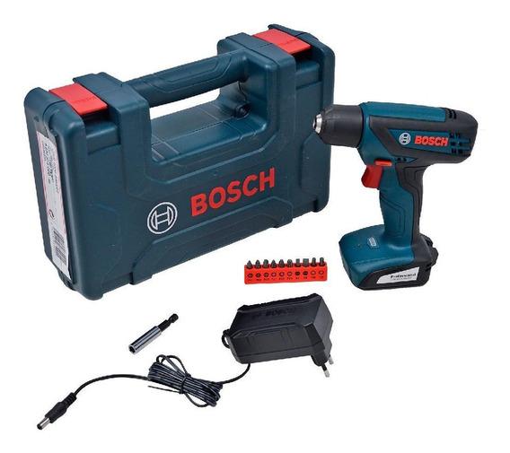 Furadeira/parafusadeira Bateria 12v Gsr 1000 Smart Bosch