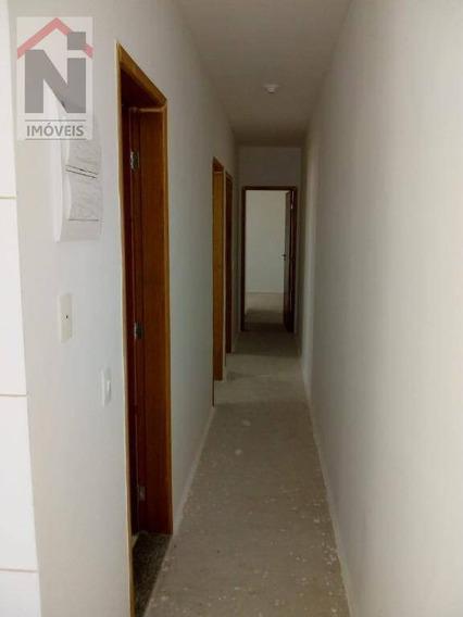 Casa Com 3 Dormitórios À Venda, 68 M² Por R$ 225.000 - Parque Olimpico - Mogi Das Cruzes/sp - Ca0033