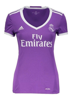Camisa Feminina Real Madrid adidas 2016