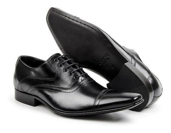 Sapato Estilo Italiano De Amarrar Bigioni Couro Legítimo
