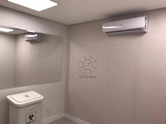 Sala Para Alugar, 36 M² Por R$ 1.650/mês - Vila Cordeiro - São Paulo/sp - Sa0411