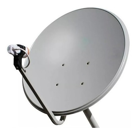 2 Antenas Banda Ku 60cm+lnbduplo