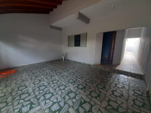 Imagem 1 de 12 de Casa À Venda, 4 Quartos, 1 Suíte, 2 Vagas, Parque São Jerônimo - Americana/sp - 22463