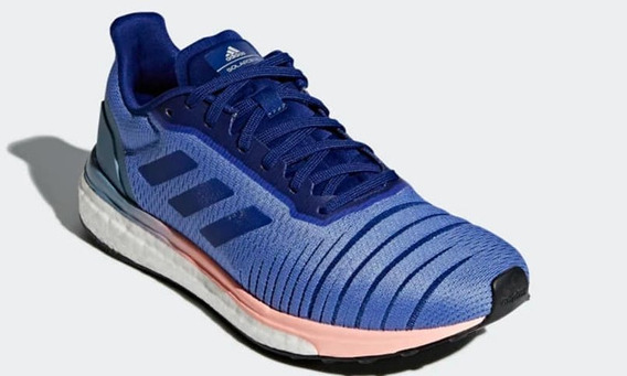 Tenis adidas Solar Drive Boost Mujer, Correr, Gym