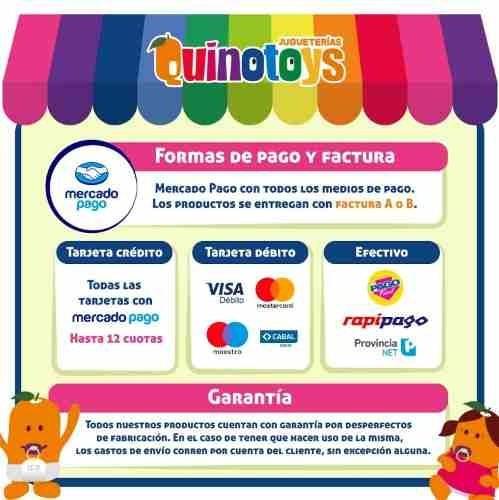 Mochila Grande Escuela Colegio Soy Luna Quinotoys