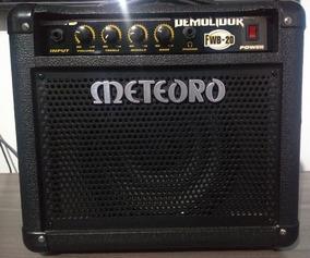 Amplificador Cubo P/ Contra Baixo-meteoro Demolidor Fwb20 W