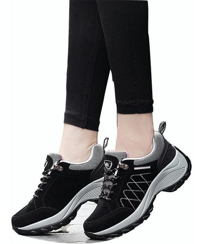 Zapatilla De Moda Para Mujer Antideslizante