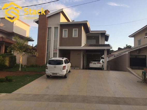 Casa À Venda Em Jundiaí, No Condomínio Reserva Da Serra, Com 480m² Te E 280m² Ac Com 4 Dormitórios Sendo 3 Suítes E Piscina - Ca01142