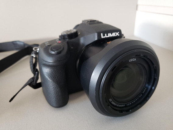 Câmera Lumix Fz1000 - Excelente Estado Melhor Que Sony Rx10