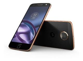 Smartphone Moto Z Xt-1650 Dual Sim 64 Gb Memória 4 Gb De Ram