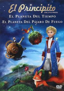 El Principito El Planeta Del Tiempo / De Fuego Pelicula Dvd