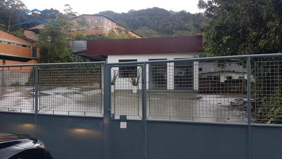 Galpão Para Alugar, 3000 M² - Duarte Silveira - Petrópolis/rj - Ga0001
