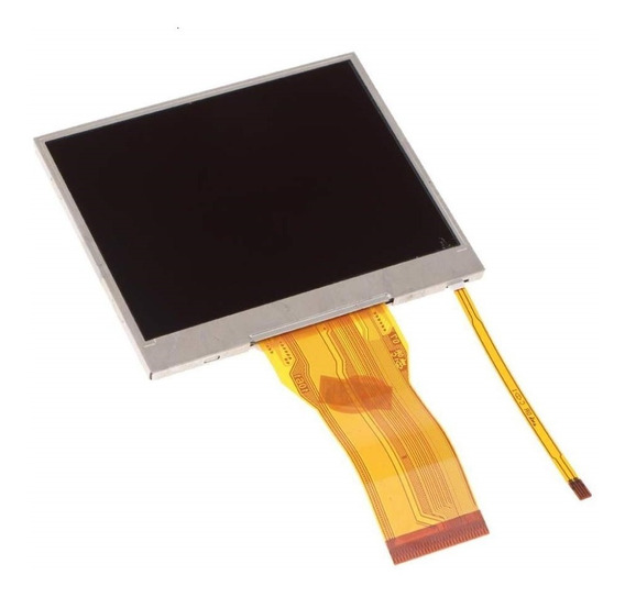 Display Lcd Para Nikon D7000 - C\backlight