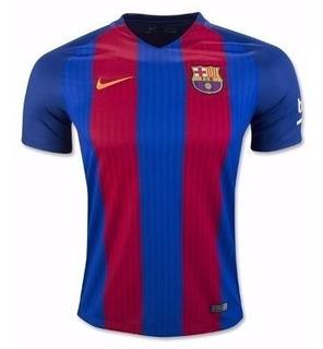 Camisa Barcelona - 2016/2017 - Frete Grátis