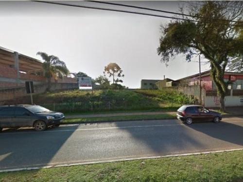 Terreno Residencial À Venda, Centro, Araucária. - Te0132 - 34982825