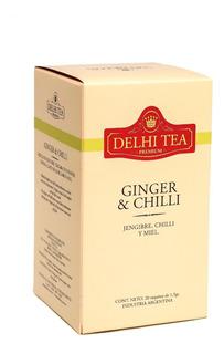 Delhi Tea Té Premium X 20 Saquitos