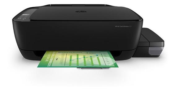 Impresora Hp 415 Sistema Continuo Aio Printer Wifi 12c